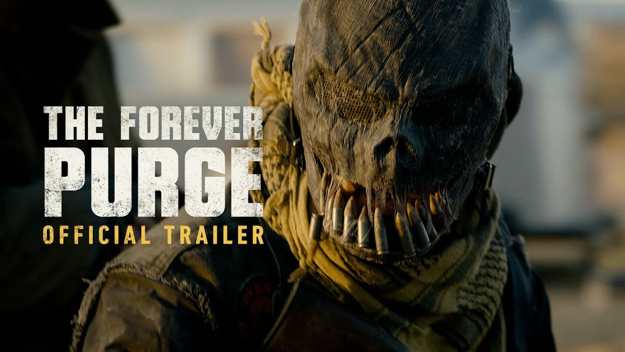 Where To Watch The Forever Purge Will It Be In Cinemas Or Streaming