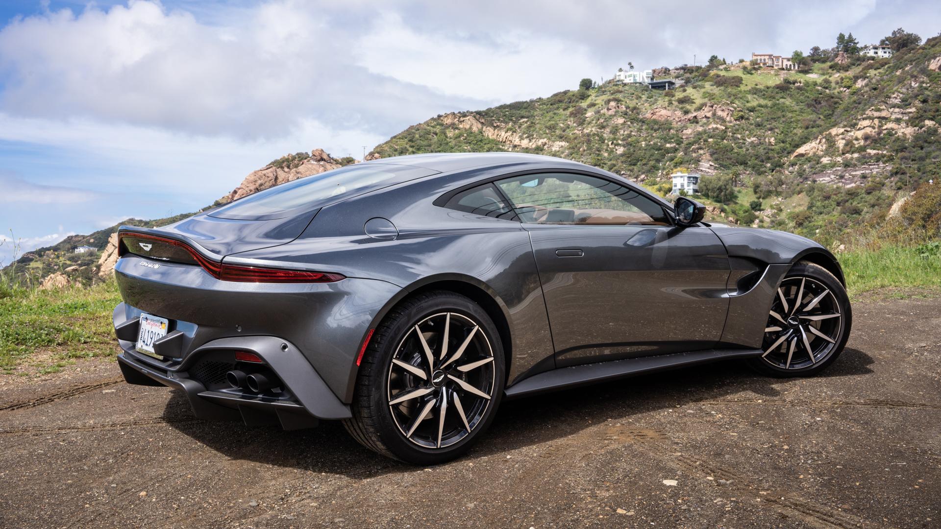 Aston Martin Vantage 2020 Puro Alto Desempeno Con Sabor Britanico Autoproyecto