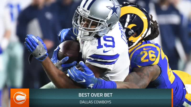 NFC East betting preview and NFL picks: Cowboys will be Over/Under gold
