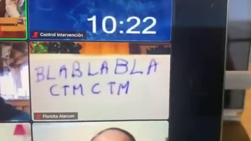 VIDEO] Florcita Motuda lanzó potente mensaje mientras intervenía ...