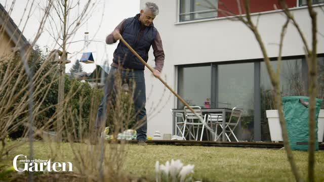 Rasen Richtig Vertikutieren Mein Schöner Garten