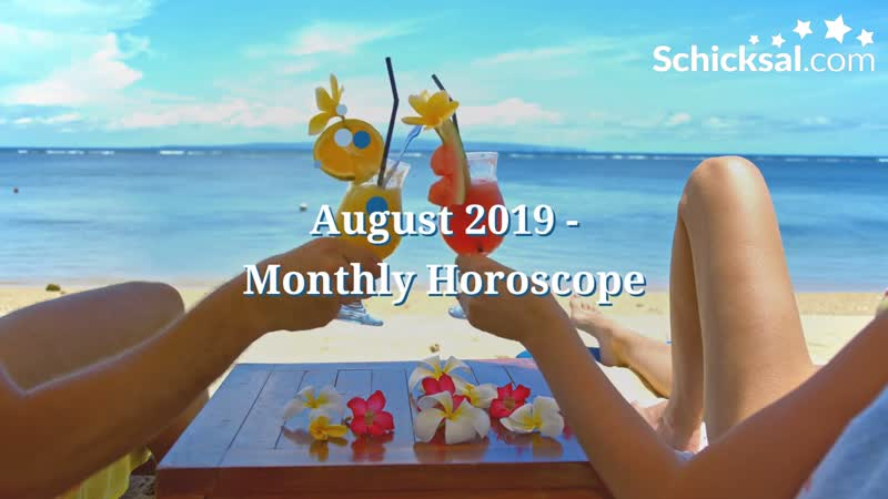 Daily horoscope August 2019