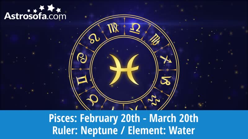 astrology pisces march 7 2020