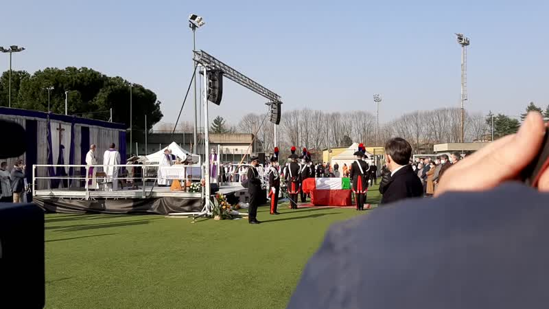 Prima Monza - funerali Luca Attanasio