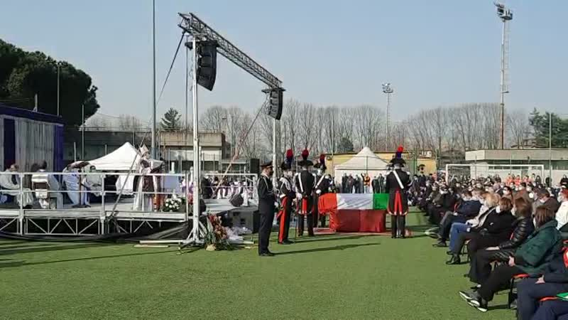 Prima Monza - le parole di Mario Delpini durante i funerali di Luca Attanasio