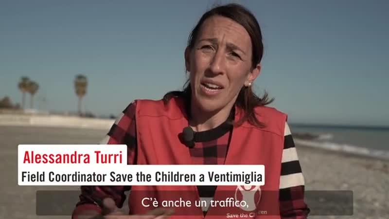 Rapporto Save the Children migranti minori: presentazione