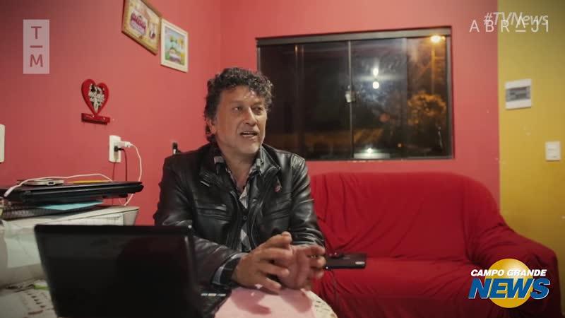 Em entrevistas, jornalista executado fala da violência na fronteira