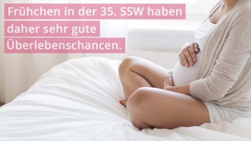 Schmerzhafte senkwehen 38 ssw
