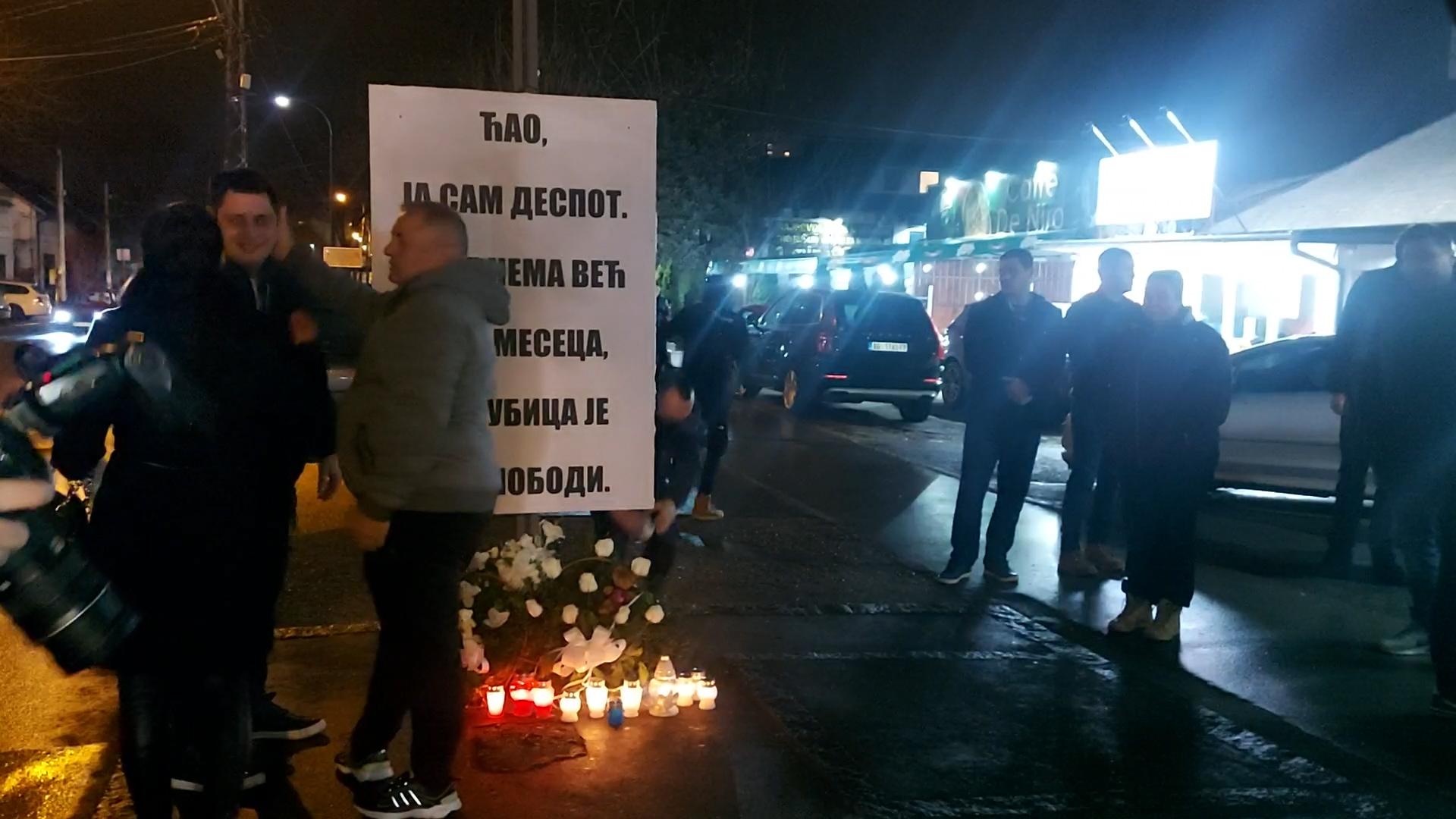 Protest u Zemunu zbog pregaženog dečaka