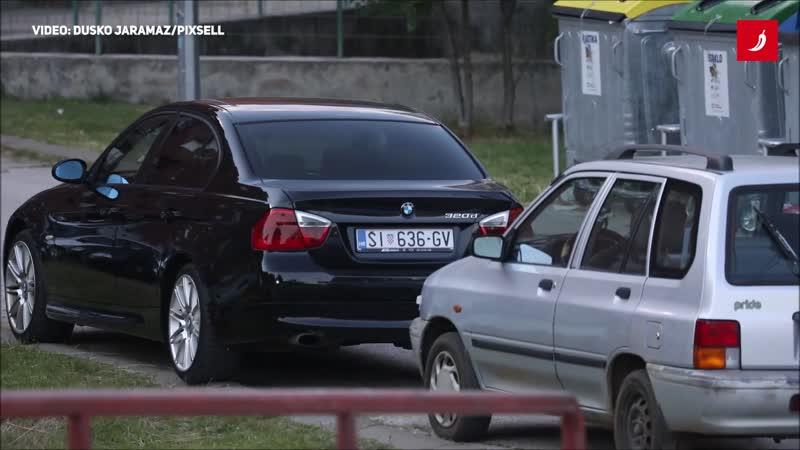 U parkiranom automobilu pronađeno tijelo djeteta