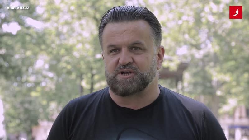 """Andrija Jarak: """"Izgubio sam dva draga prijatelja, dva mlada čovjeka"""""""