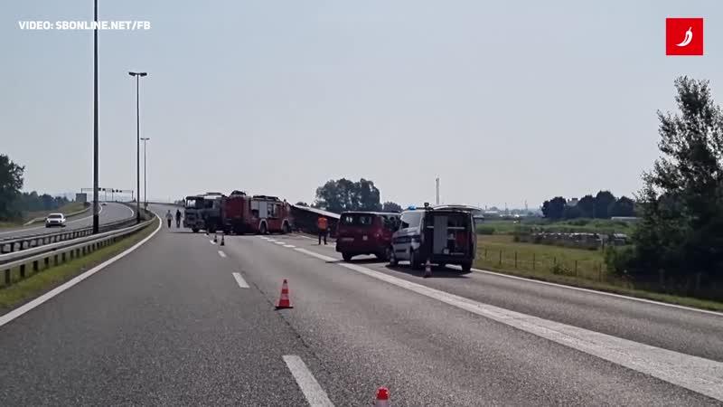 Teška nesreća kod Slavonskog Broda