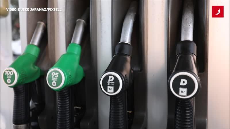 Cijene goriva znatno rastu