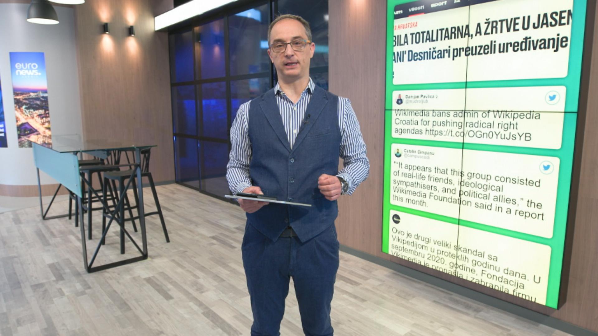 Kocka • Euronews 22.jun