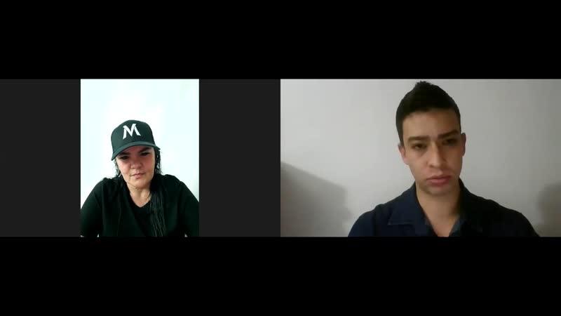 Entrevista a Loriam Argumedo