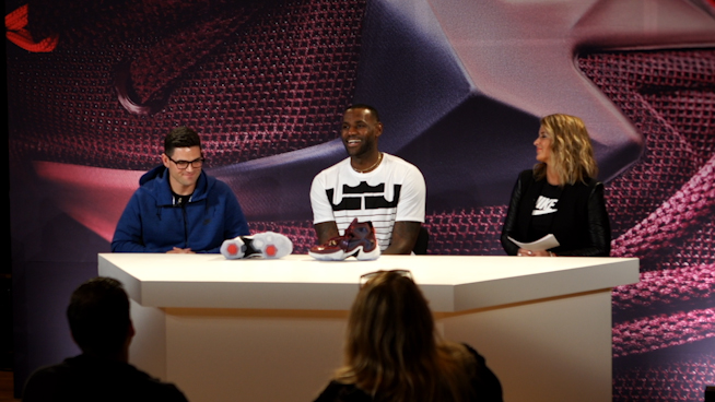 188d29a249df LeBron James Talks About How He Picked Some of His Craziest In-Game Shoes