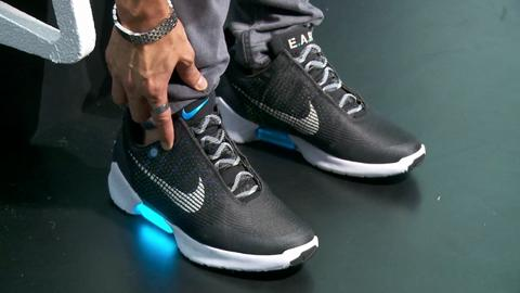 e4c7ebf9e580 Nike s Self-Lacing Shoes Will Cost You a Cool  720