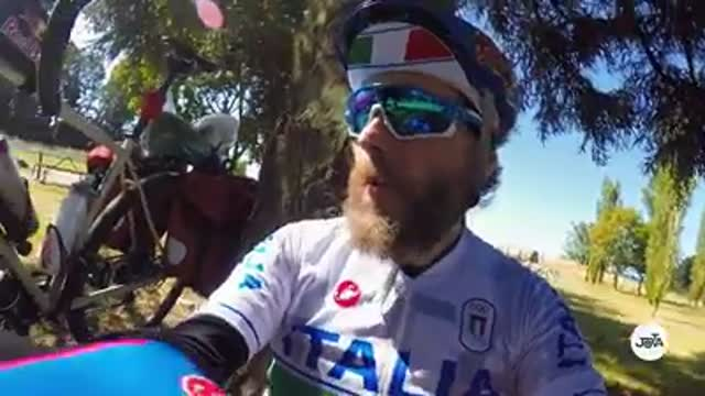 Jovanotti Il Viaggio In Bici In Nuova Zelanda Ora è Un Film