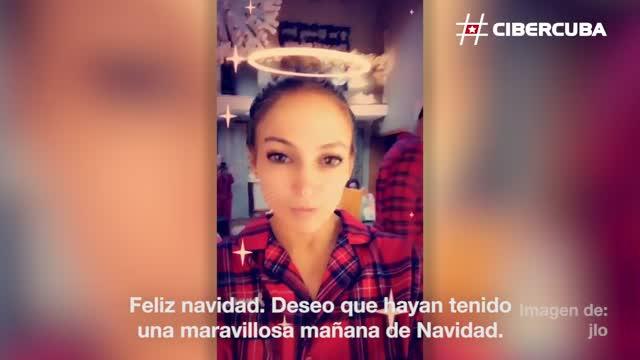 815f1968954a Las Navidades de ensueño de Jennifer Lopez y Alex Rodriguez