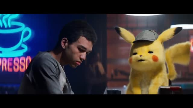 974d992fe0 The second trailer for 'Detective Pikachu' shows off a lot more Pokemon