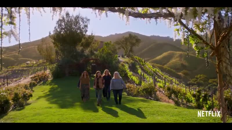 Review: Maybe your mom will like 'Wine Country'   ?